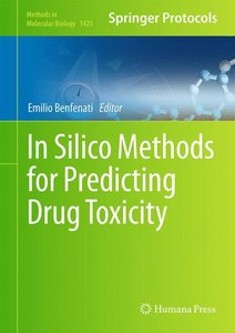 In Silico Methods for Predicting Drug Toxicity