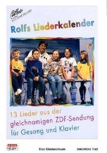 Rolfs Liederkalender, Das Klavieralbum