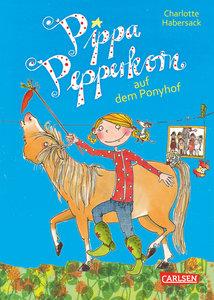 Pippa Pepperkorn auf dem Ponyhof
