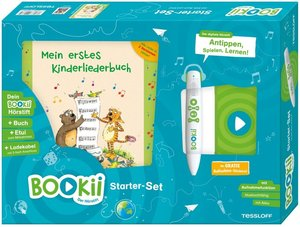 BOOKii® Starter-Set. Mein erstes Kinderliederbuch