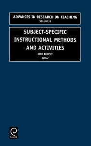 Subject Specific Instructional Methods And Activities, 8