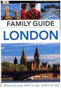 DK Eyewitness Travel Family Guide London