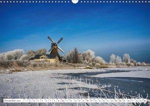 Schleswig-Holsteins Norden (Wandkalender 2019 DIN A3 quer)