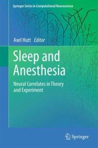 Sleep and Anesthesia