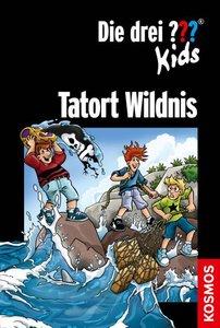 Die drei ??? Kids: Tatort Wildnis (drei Fragezeichen Kids)