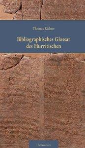 Bibliographisches Glossar des Hurritischen (BGH)