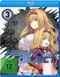 Heavy Object - Episode 13-18. Tl.3, 1 Blu-ray