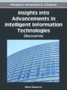 Insights Into Advancements in Intelligent Information Technologi