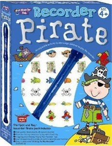 Music For Kids: Recorder Pirate