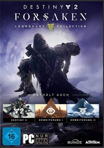 Destiny 2 Legendary Collection