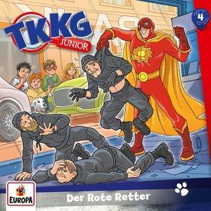 TKKG Junior 04. Der rote Retter