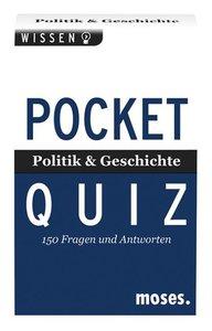 Politik und Geschichte. Pocket Quiz