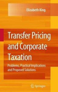 Transfer Pricing and Corporate Taxation