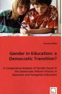 Gender in Education: a Democratic Transition?