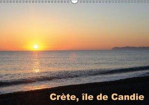 Crète, île de Candie (Calendrier mural 2015 DIN A3 horizontal)