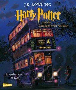 Harry Potter und der Gefangene von Askaban (vierfarbig illustrie