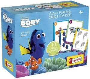 Finding Dory (Kartenspiel), Giant Playing Cards