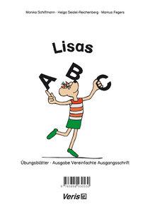 Lisa Lesemaus. Lese- und Schreibmaterial / Lisas ABC. Vereinfach