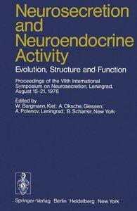Neurosecretion and Neuroendocrine Activity