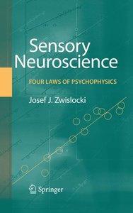 Sensory Neuroscience: Four Laws of Psychophysics