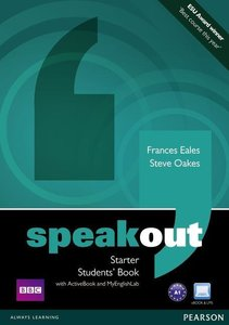 Speakout Starter. Students' Book (with DVD / Active Book) & MyLa