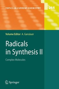 Radicals in Synthesis II
