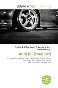 Audi R8 (road car)