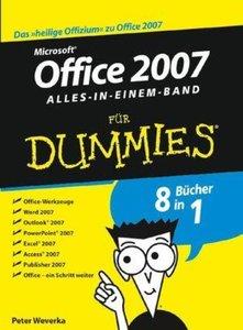 Office 2007 für Dummies, XXL-Edition