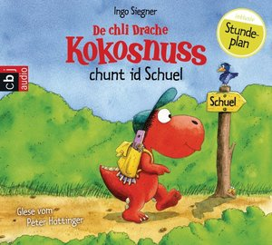 De chli Drache Kokosnuss chunt id Schuel