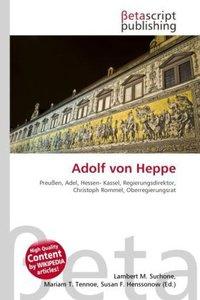 Adolf von Heppe