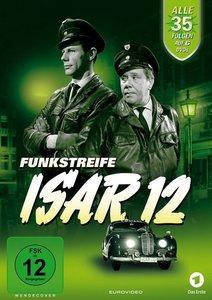 Funkstreife Isar 12 - Gesamtedition, 6 DVD