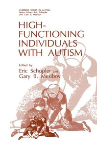 High-Functioning Individuals with Autism