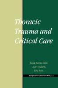 Thoracic Trauma and Critical Care