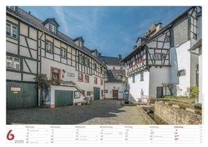 Eifel 2020 Wandkalender A3
