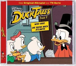 Disney / Ducktales 01: Im Goldrausch / Das Erdbeben