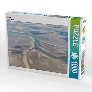Priele 1000 Teile Puzzle quer