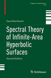 Spectral Theory of Infinite-Area Hyperbolic Surfaces