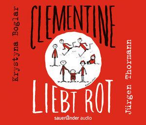 Clementine liebt Rot