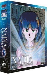 Nadia und die Macht des Zaubersteins - DVD-Box 2 (4 DVDs)