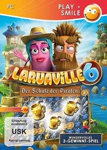 Laruaville 6, Der Schatz der Piraten, 1 CD-ROM
