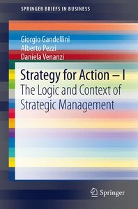 Strategy for Action - I