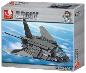 Sluban ARMY M38-B0108 - Stealth Bomber, 209 Teile