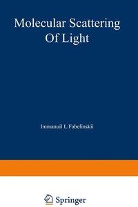 Molecular Scattering of Light