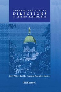 Current and Future Directions in Applied Mathematics