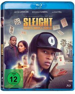 SLEIGHT - Tricks & Drugs & Zauberei, 1 Blu-ray