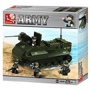 Sluban ARMY M38-B6300 - Spähpanzer I, 233 Teile