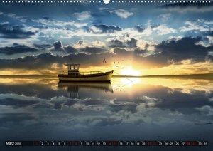 Ein Jahr zum Träumen by Mausopardia (Wandkalender 2020 DIN A2 qu