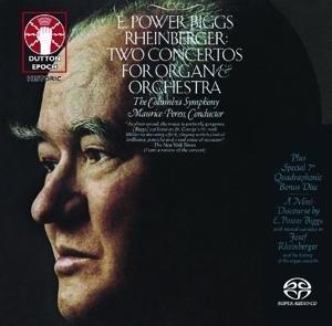 Konzerte Für Orgel & Orchester