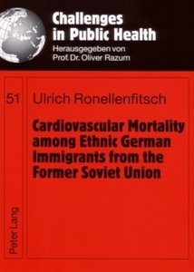 Cardiovascular Mortality among Ethnic German Immigrants from the