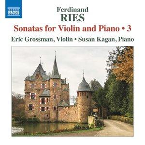 Sonaten für Violine und Klavier Vol.3